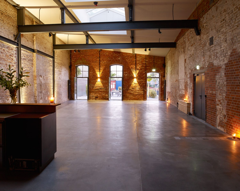 Ausstellungsraum Location Hannover Seminare